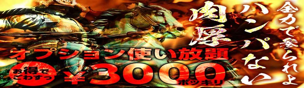 オフィシャルスライドバナーFOP3000円1000x290